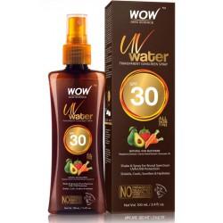 Wow Skin Science UV Water Transparent Sunscreen Spray SPF 30- 100ml