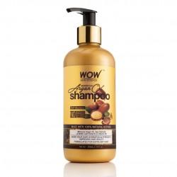 WOW Skin Science Moroccan Argan Oil Shampoo 300ml