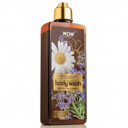 WOW Skin Science French Lavender & Chamomile Foaming Body Wash 250ml
