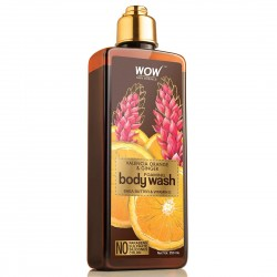WOW Skin Science Valencia Orange & Ginger Foaming Body Wash 250ml