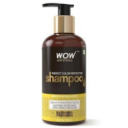 WOW Skin Science Perfect Color Protection Shampoo 300ml