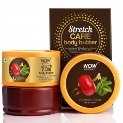WOW Skin Science Stretch Care Body Butter 200ml