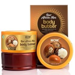 Wow Skin Science Raw African Shea Body Butter 200ml
