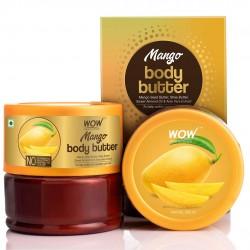 WOW Skin Science Mango Body Butter 200ml