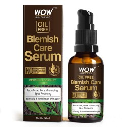 WOW Skin Science Blemish Care Serum 50ml