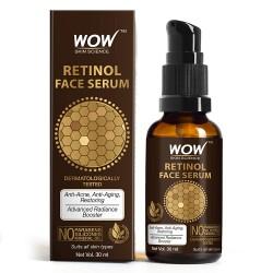 WOW Skin Science Retinol Face Serum 50ml