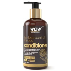 WOW Skin Science Hair Loss Control Therapy Conditioner 300ml