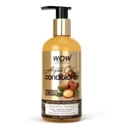 Wow Skin Science Moroccan Argan Oil Conditioner 300ml