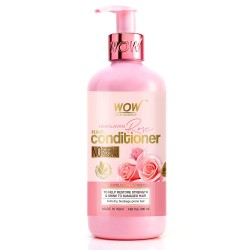 Wow Skin Science Himalayan Rose Conditioner With Rose Hydrosol 300ml