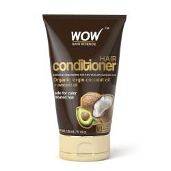 Wow Skin Science Coconut & Avocado Oil Hair Conditioner 150ml