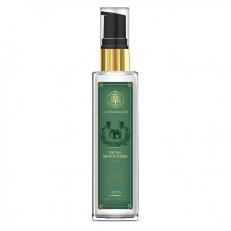 Forest Essentials Hydrating Sandalwood and Orange Peel Facial Moisturiser 200ml