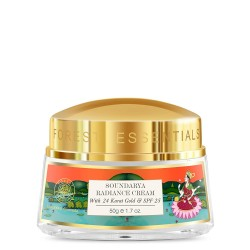 Forest Essentials Soundarya Radiance Cream with 24K Gold 50g