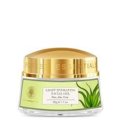 Forest Essentials Pure Aloe Vera Light Hydrating Gel 50g