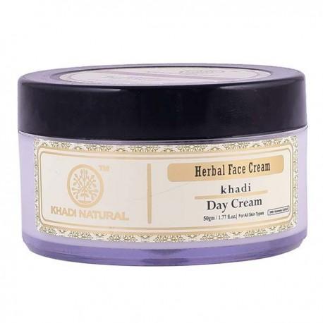 Khadi Natural Herbal Day Cream 50gm
